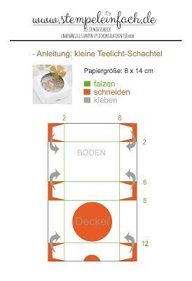 Anleitung - Neujahr-Goodies: