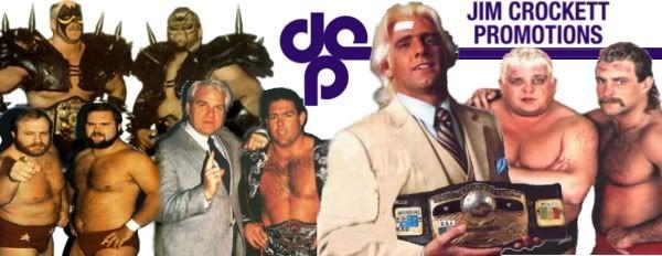 nwa wrestling 80s