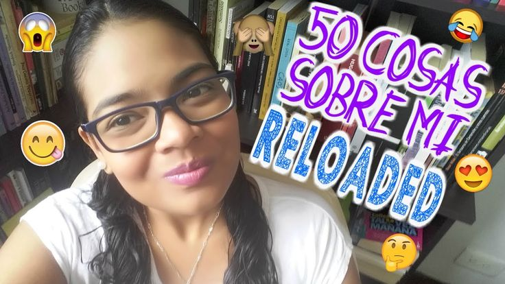 50 COSAS SOBRE MI RELOADED | Jessica Santamaria
