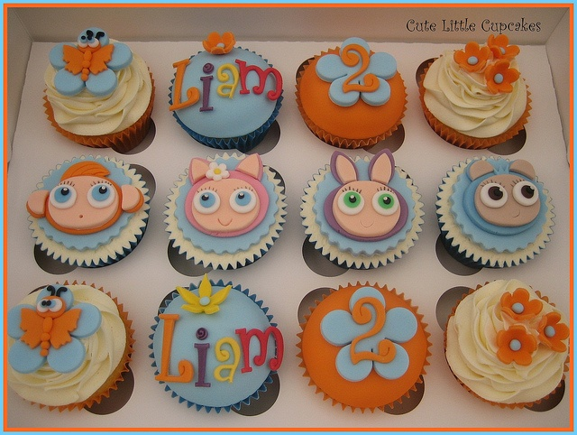 waybuloo cupcakes @massmother - saw this and thought of you