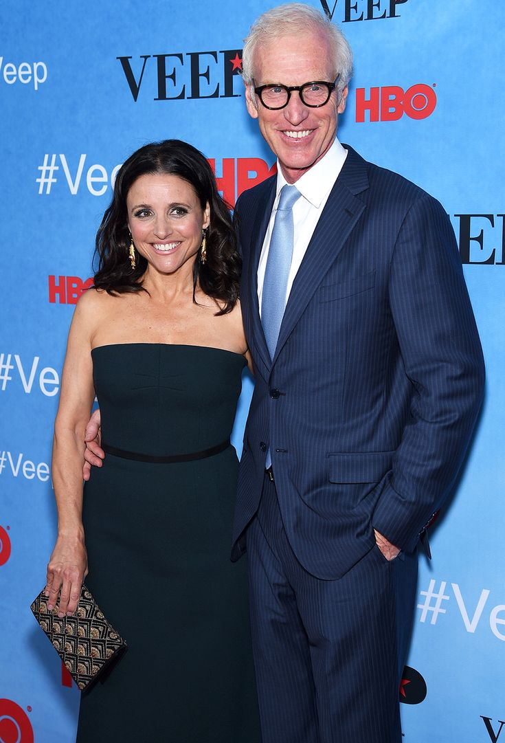 Julia Louis-Dreyfus Celebrates 29th Wedding Anniversary with Amazing Throwback Photo from InStyle.com