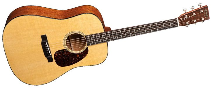 Martin D18 (this one's new, mine's an '84)