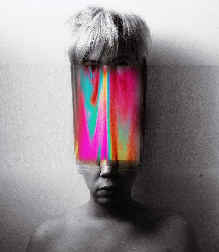 Glitch art by Heitor Magno