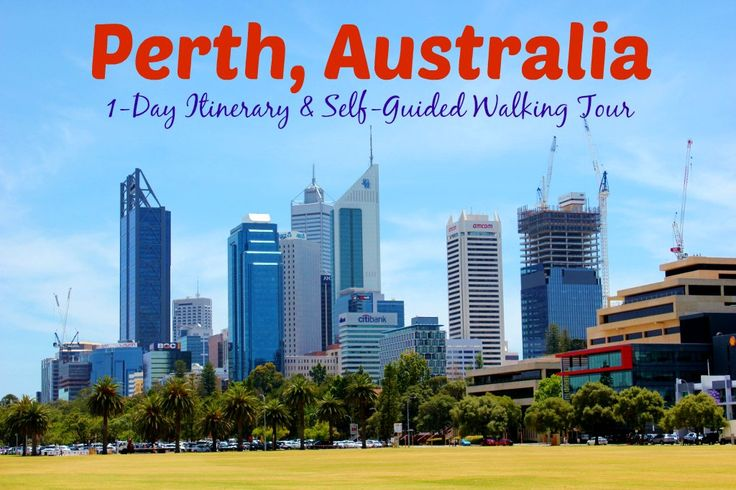 With one day in Perth, we created a Perth self-guided walking tour that took us to all of the sights from the CBD to Kings Park and Northbridge.