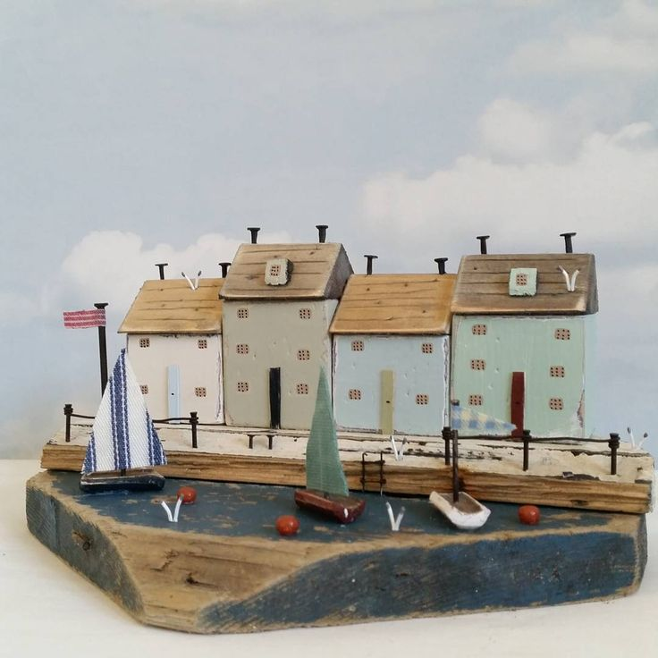 Harbour walk. The base is, i think is a beach hut finale for the number?…