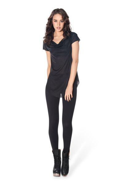 Matte Leggings › Black Milk Clothing 1 L & 1 XL - altering to M