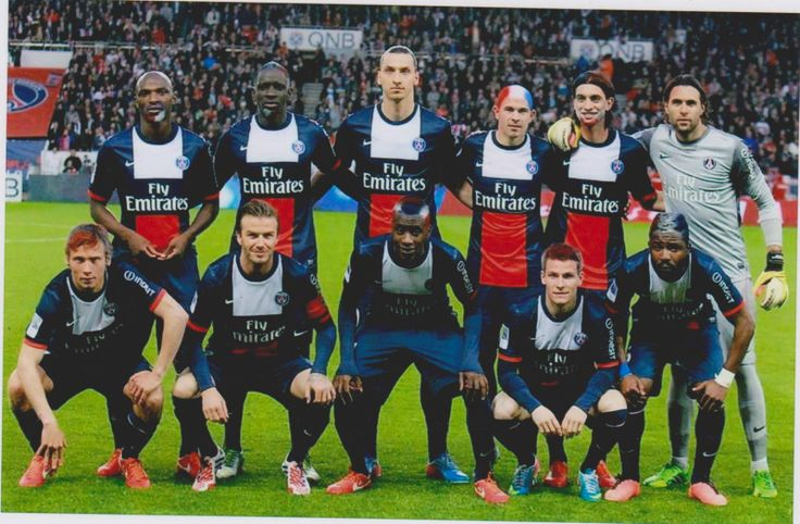 FOOTBALL  PHOTO EQUIPE DE   PARIS SAINT GERMAIN   2012/13 fr.picclick.com
