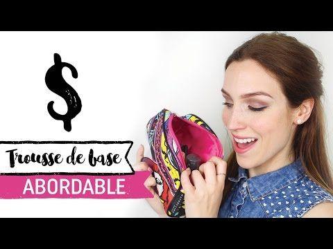 Trousse ABORDABLE pour débutante ! - YouTube
