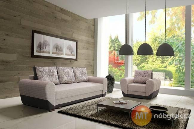 Moderní pohovka na každodenní spaní Frambosia 4 #settee #sofa #divan #couch
