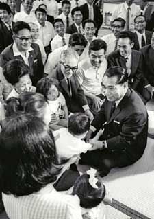 Daisaku Ikeda's exhaustive efforts to travel throughout Japan and meet one-on-one with Soka Gakkai members laid the foundation for the remarkable ex...