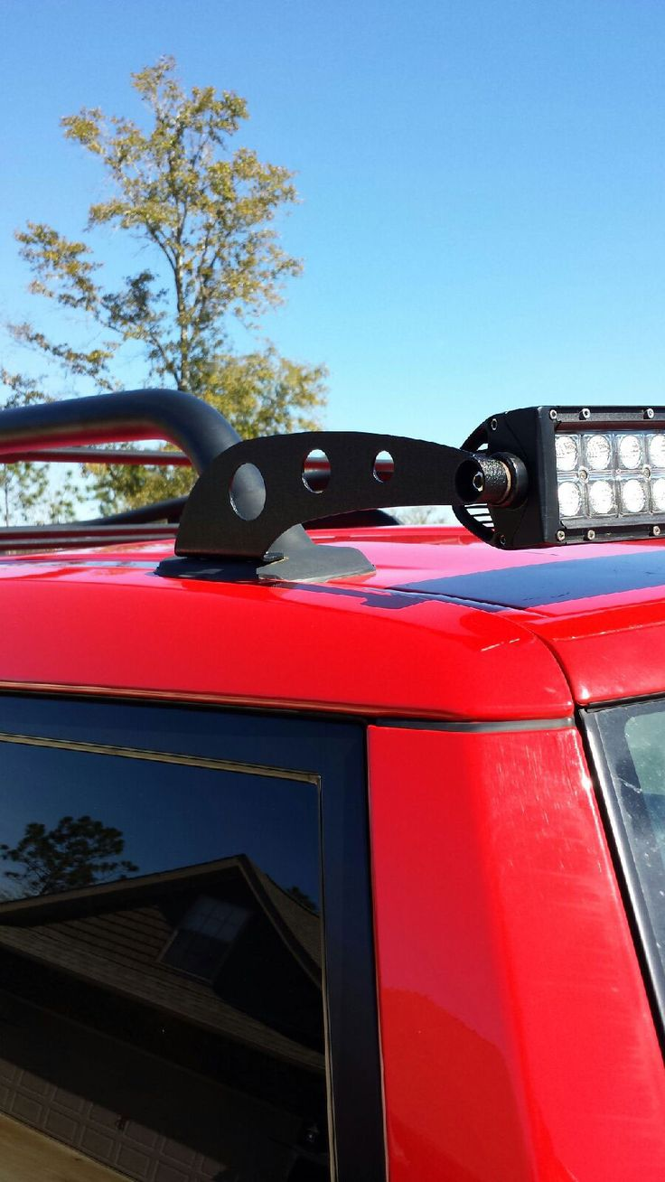 "50"" LED Light Bar Mount - With or Without Roof Rack"