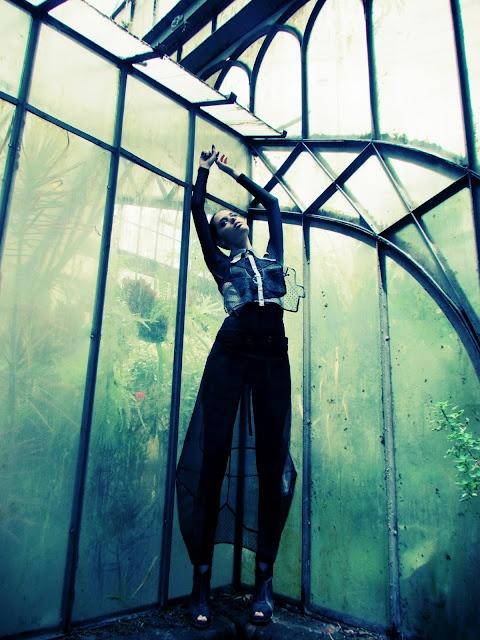 Colecciones 2011 (Greenhouse creature) | Modd Insider @Bosh Otegui