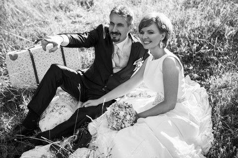 Milá Alžbetka a Ján, boli ste nádherný svadobný pár, lásku a pohodu je cítiť aj z tejto vašej nádhernej fotografie. Ďakujeme, že sme mohli byť súčasťou vášho svadobného dňa a želáme vám veľa lásky v ďalšom živote.