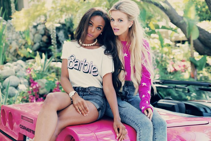 #barbieloveswildfox Available at Playlist Clothing in Claremont, CA