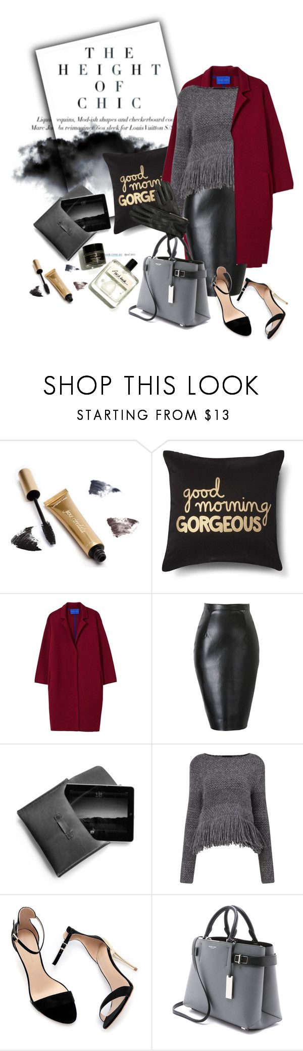 """Look fab"" by gulayunal ❤ liked on Polyvore featuring Jane Iredale, Xhilaration, Winser London, Rachel Comey, Zara, Michael Kors and Oasis"