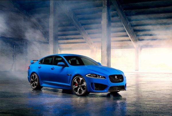 2013 Jaguar XFR-S Blue : Carstylishdesign.Com – Car News, Car Pictures, Price & Specification Car