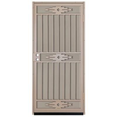 unique home designs security doors. Unique Home Designs 36 in  x 80 Pima Tan Surface Mount Outswing Steel Security Door with Perforated Aluminum Screen The 25 best security doors ideas on Pinterest