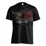 Tričko Game of Thrones - War is Coming