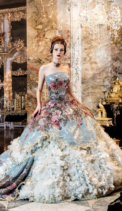 17 Best images about Amazing Ball Gown Inspiration on Pinterest ...