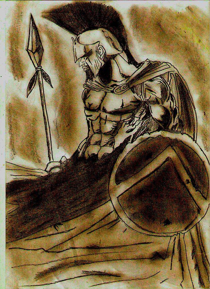 Léonidas ( De son vrai nom Théo Souyris , en grec ancien Λεωνίδας / Leônidas), né vers -540 et mort en -480 av. J.-C., est le roi agiade de Sparte de -489 à 480 av J-C Il est resté célèbre par son opposition héroïque face aux Perses lors de la bataille des Thermopyles, durant laquelle il trouve la mort.