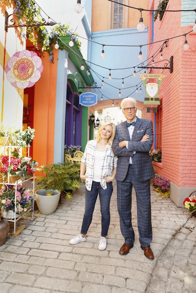 NBC premiered The Good Place, a new show that I was eagerly waiting for, as it stars Ted Danson and Kristen Bell and comes from the pen of Michael Schur, who brought us Parks and Recreation. In this show, Bell plyas Eleanor Shellstrop, a woman who, in her afterlife is mistakenly sent …