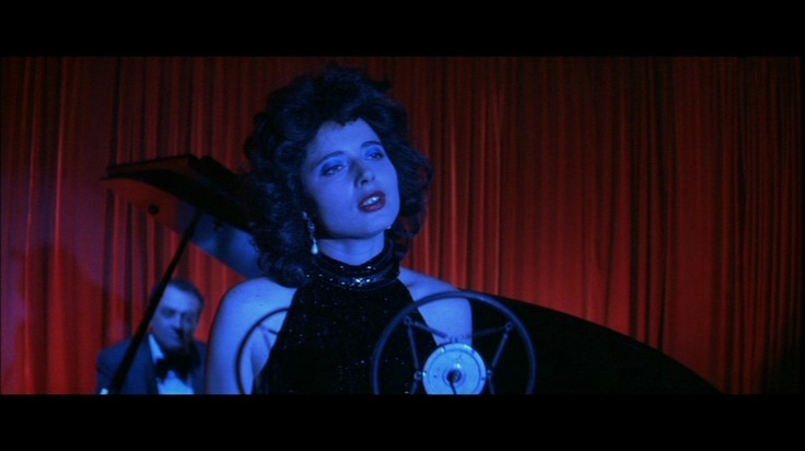 BLUE VELVET is an original look at sex, violence, crime and power under the peaceful exterior of small-town Americana in the mid-80s. A controversial film often criticized for its depiction of aberrant sexual behavior, the surrealistic, psychosexual film was a throwback to art films, 50s B-movies and teenage romances, film noir, and the mystery-suspense genre~ review by filmsite.org