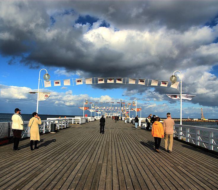 Sopot pier - Sopot, Pomorskie