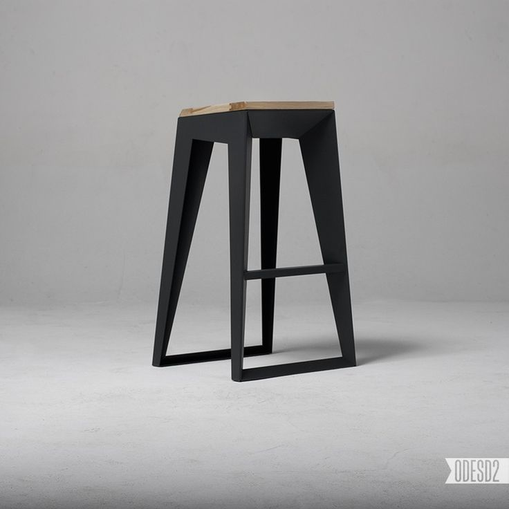 metal furniture design. nikita bukoros of the ukrainian design bureau odesd2 has designed e1 bar stool metal furniture s