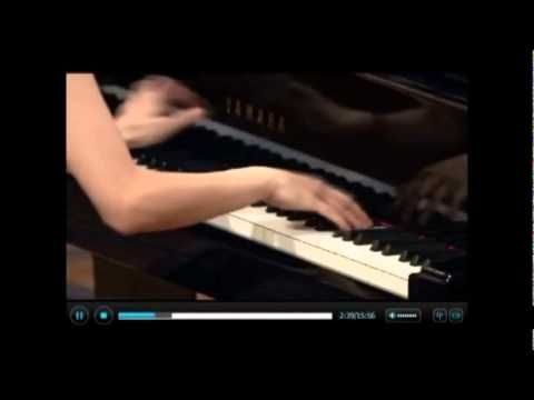 "Claire Huangci- Chopin Etude Op. 10 No. 5 ""Black Key"""