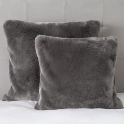 Buy Supreme Faux Fur Collection - Fig - from The White Company