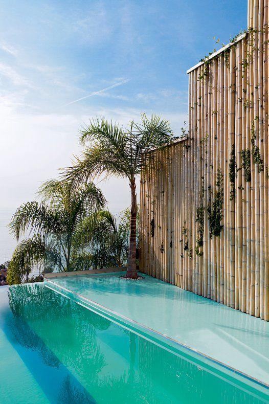 86 best Piscine images on Pinterest Small swimming pools, Swimming - l eau de ma piscine est verte et trouble