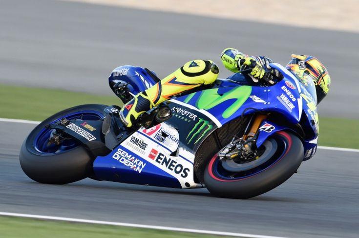 MotoGP Austin: Rossi sets rostrum target in Texas