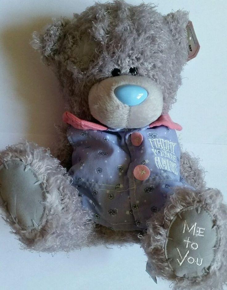 Me to You #TattyTeddy - 10  Fabulous Mummy Plush Bear  #cuddly #teddy #metoyou #love