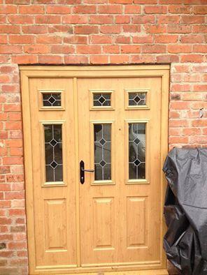 Composite Door Designer Nottingham Windows Doors And Conservatories In Nottingham