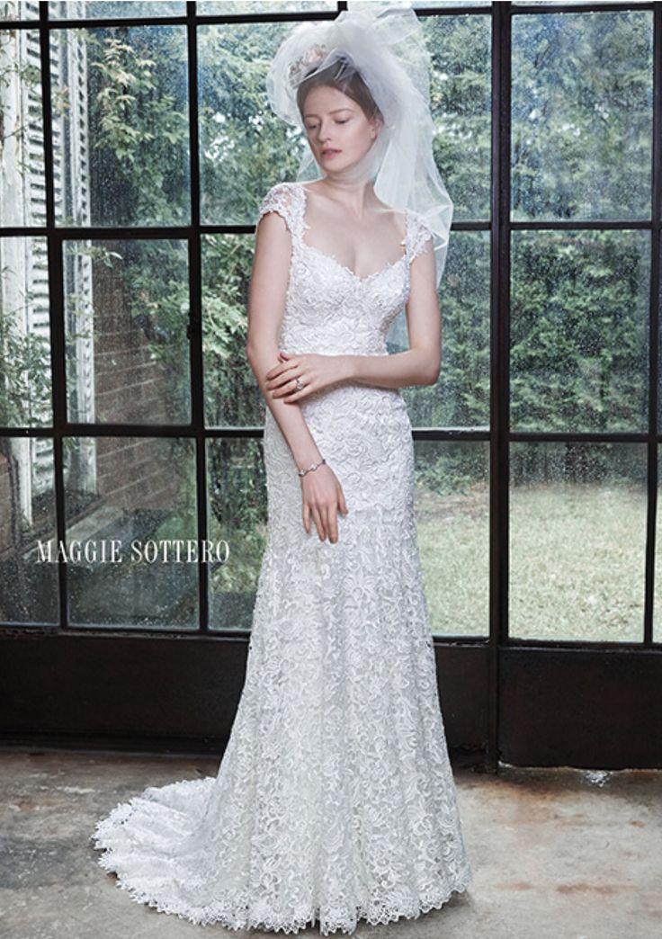 43 besten Maggie sottero Bilder auf Pinterest | Wedding dress, Größe ...