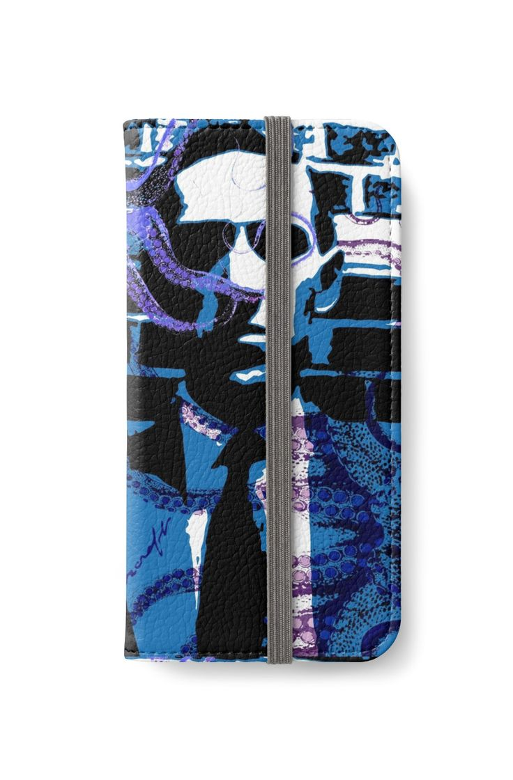 H. P. Lovecraft iPhone Wallet by scardesign11 #iPhone #iphonewallet #buyphonewallet #buygifts #gifts #summergifts #redbubble #giftsforhim #giftsforher #giftsforteens #teenagers #Lovecraft #lovecraftgifts #HPLovecraft