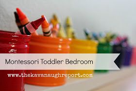 The Kavanaugh Report: Room Tour: Montessori Toddler Bedroom