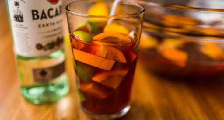 Sangria recept | APRÓSÉF.HU - receptek képekkel