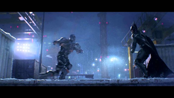 Official Teaser Trailer - Batman: Arkham Origins