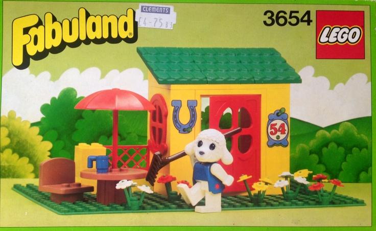 1982 Lego Fabuland