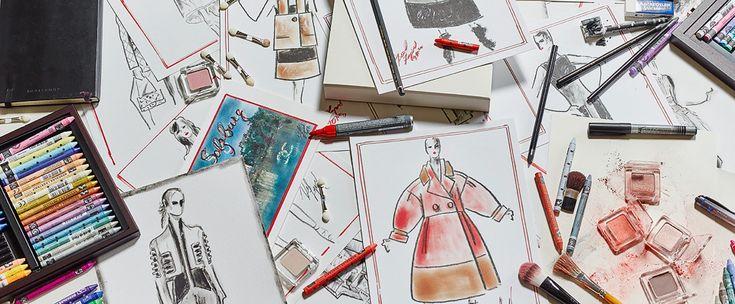 Karl Lagerfelds mode method