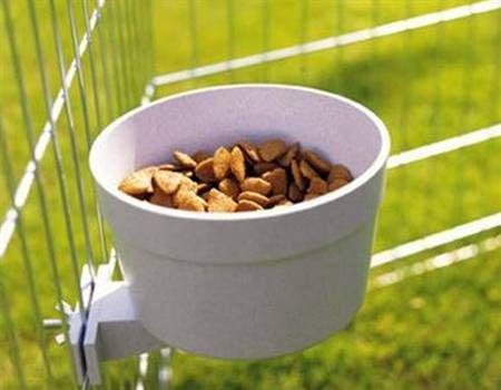 Hundeskål til Bur SAVIC Crock Jumbo vand og madskål - 100