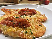 Pollo all'italiana - ricetta veloce - Mollichedizucchero