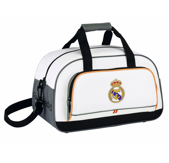 real madrid holdall Real Madrid Official Merchandise Available at www.itsmatchday.com