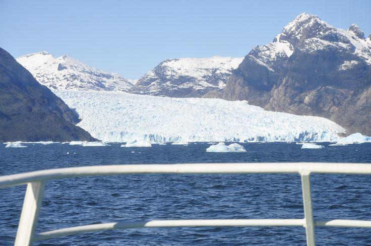 Glaciar San Rafael, Parque Nacional Laguna San Rafael, Aysén, Chile.