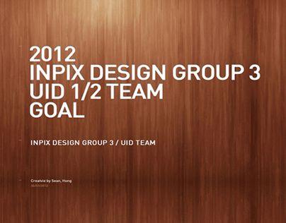 다음 @Behance 프로젝트 확인: \u201cINPIX The Goal 2012!\u201d https://www.behance.net/gallery/11867613/INPIX-The-Goal-2012