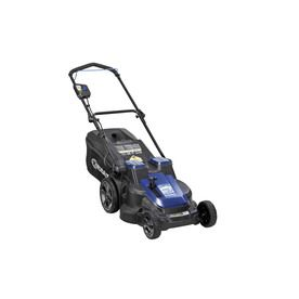 Kobalt 40-Volt Max 20-in Cordless Electric Push Lawn Mower with Mulching Capability  lawn care