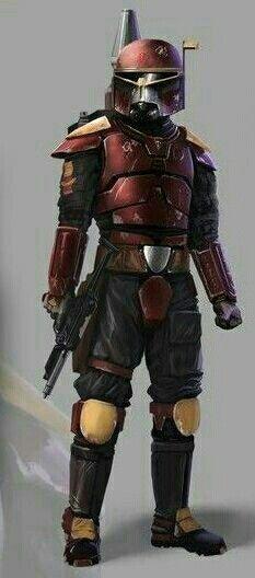 Star Wars: Cool Mandalorian Armour