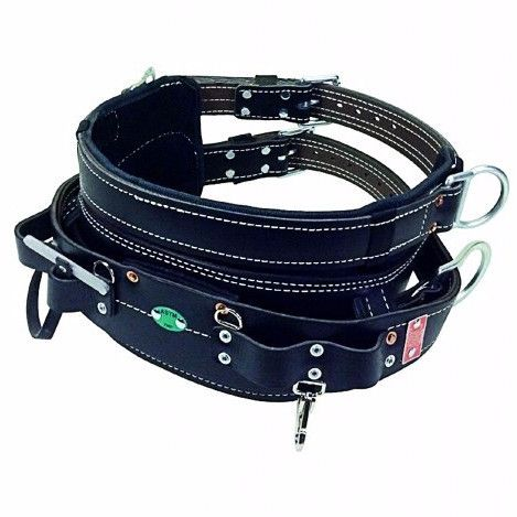 Bashlin 4 D-Ring Tool Belt - 88GX4DCC
