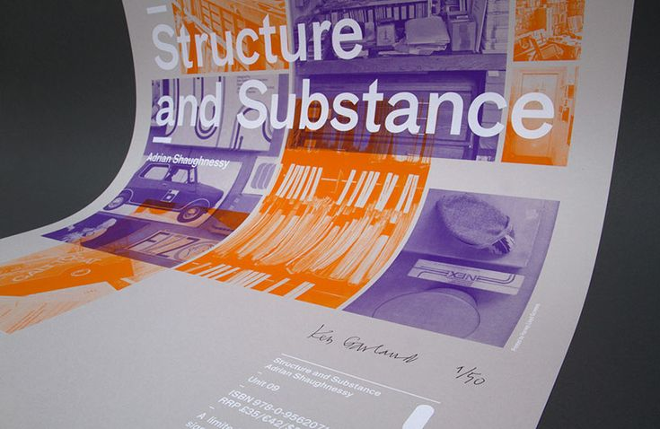 book posters from unit editions